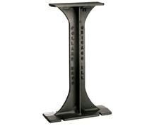 PEDESTAL FOR LOCKER ROOM BENCH - 330